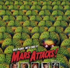Martian Invasion!