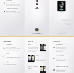 Brochure Design: When Less Is More