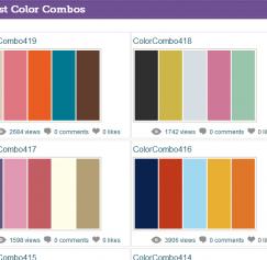 5 Websites for Amazing Color Palettes