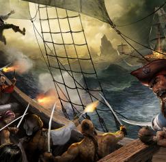 10 Arr-mazing Pirate Designs
