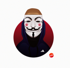 30 Vengeful Designs Featuring Guy Fawkes