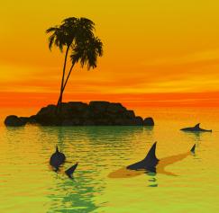 Marooned! 30 Deserted Island Designs