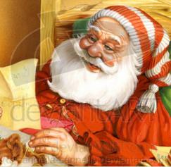 7 Sentimental Santa Claus Designs