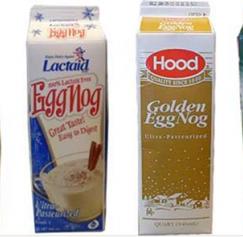10 Tasty Eggnog Package Designs