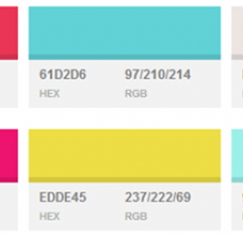 10 New Color Palettes To Ring In The New Year