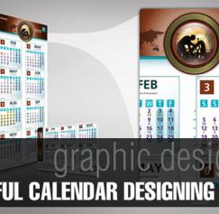 10 Cool Calendar Design Tutorials