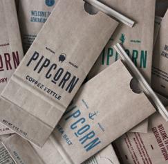 30 Popcorn Packaging Designs