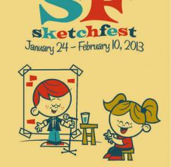 SF Sketchfest Brings the Laughs – and the Design