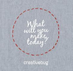 Customer Appreciation: Creativebug