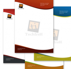 10 Free Premium Letterhead Templates