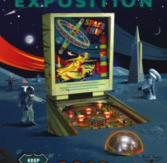 Customer Appreciation: Pacific Pinball Museum