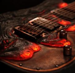 30 Amazing Guitar Designs