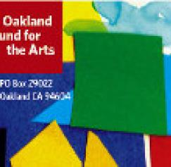 Hot Off the Press: Oakland Fund for the Arts, Yoga Alliance and More