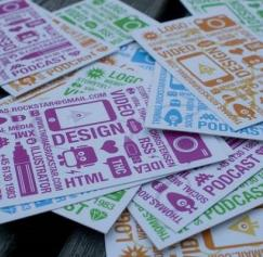 Why Print Uncoated Business Cards?