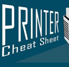 6 Cheat Sheets for Printing and Mailing
