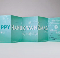 10 Cool Holiday Cards in Green