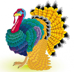 10 Thanksgiving Photoshop Freebies