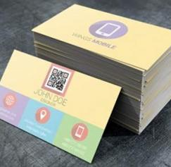 10 New and Free Business Card PSDs
