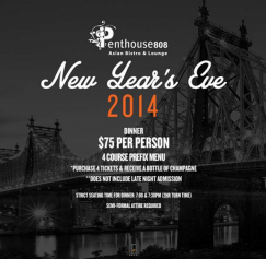 10 Creative New Year's Eve Invitation Card Designs