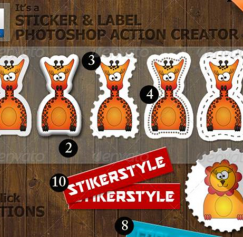 5 Cool Photoshop Add-Ons for Stickers