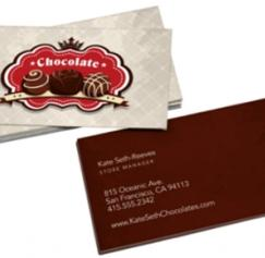 Velvet Business Cards Let Customers Feel Your Quality