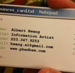 Business Card Hack: 5 Tricks For A Powerful Business Card