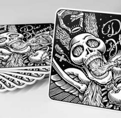 30 Ultra Cool Coaster Designs