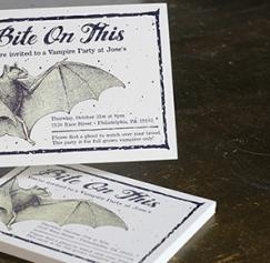 25 Creepy and Cool Halloween Invitations