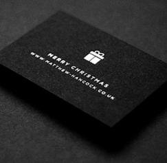 5 Reasons to Print Custom Holiday Business Cards