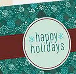 Holiday Cards: Folded or Flat?