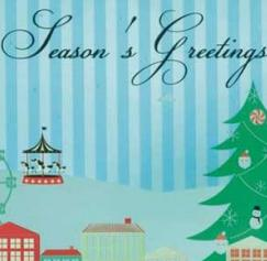 5 Tricks For Easy Season's Greetings