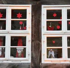 5 Wonderful Window Cling Holiday Marketing Ideas