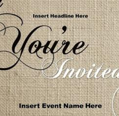 The Easy Way to Print Custom Invitations