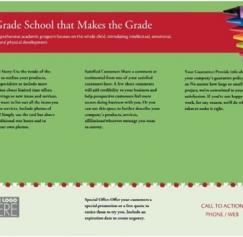 Print Brochures to Market School Programs