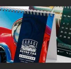 Desk calendar marketing ideas