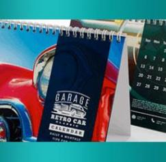 B2B desk calendar marketing