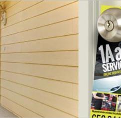 door hanger marketing cost