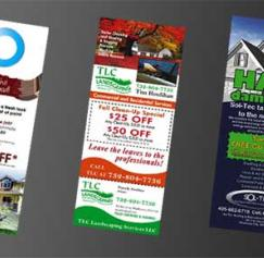 door hanger marketing ideas