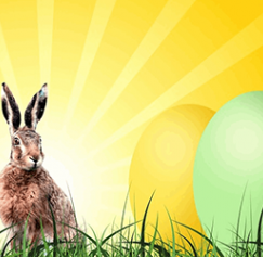 Easter direct-mail marketing