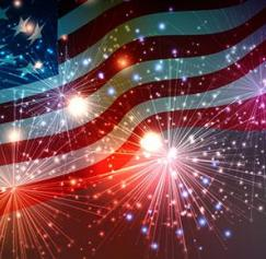 direct-mail headlines for Fourth of July