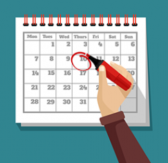 holiday calendars