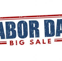 Easy Labor Day print marketing ideas