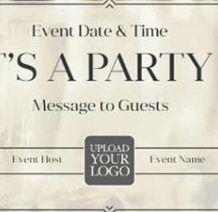 free New Year's Eve invitation templates