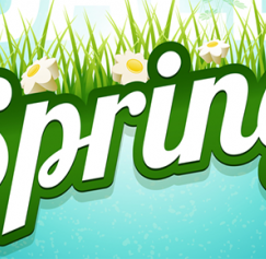 spring marketing ideas