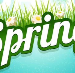 spring marketing ideas