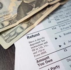 tax refund sale tips