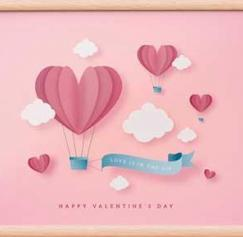 Valentine's Day Photoshop freebies and tutorials