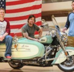 PsPrint Customer Spotlight: Veterans Charity Ride