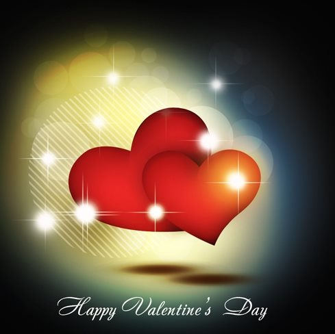 Valentine's Day card Photoshop tutorial