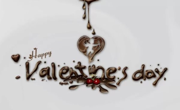 free Valentine's Day card Photoshop tutorial